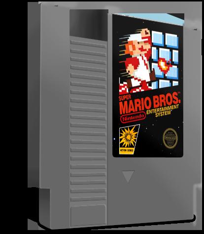 Super Mario Bros Love