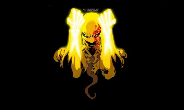 Iron Fist: The Living Weapon Vol.1