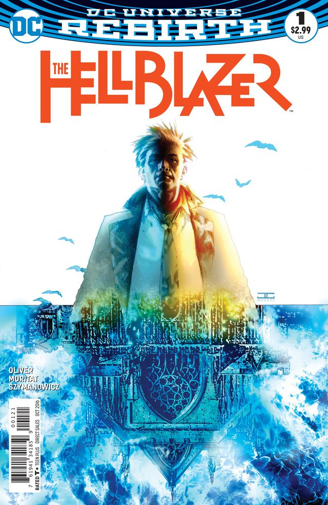Issue 1 Variant Cover