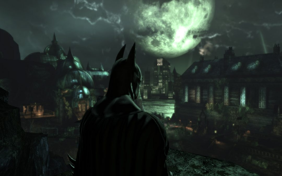 Retro Review: Batman: Arkham Asylum