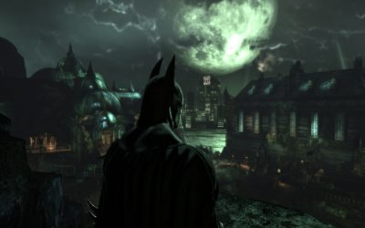 Retro Review: Batman: Arkham Asylum