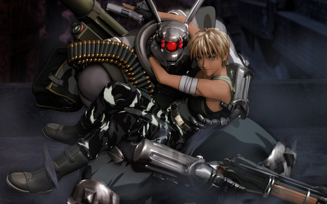 Retro Review: Appleseed: Ex Machina