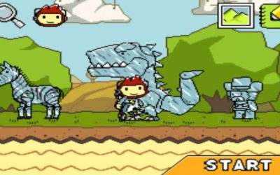 Retro Review: Scribblenauts