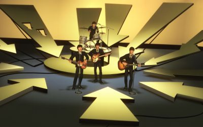 Retro Review: The Beatles: Rock Band