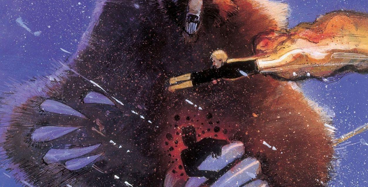 Read This Now: The Demon Bear Saga